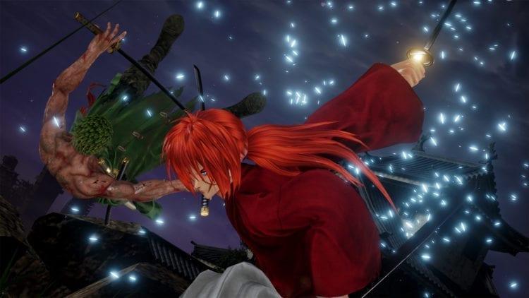 Jump Force Kenshin