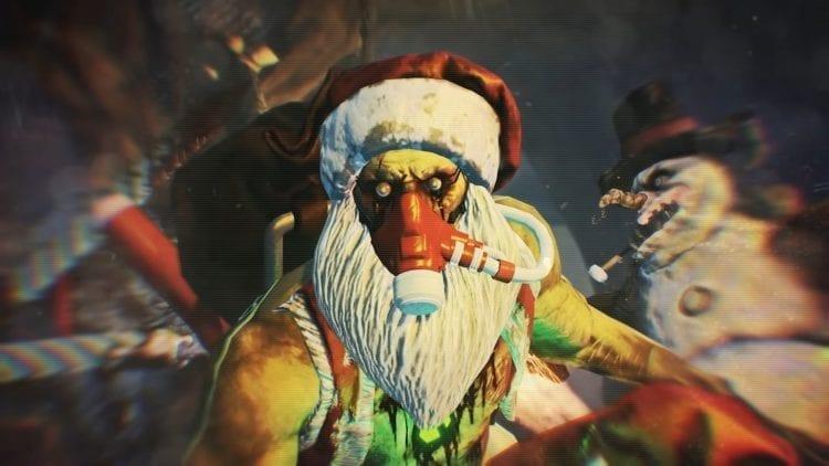 Killing Floor 2 Twisted Christmas Santa