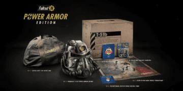 Nylongate Bethesda Fallout 76 Power Armor Edition Canvas Nylon Bag