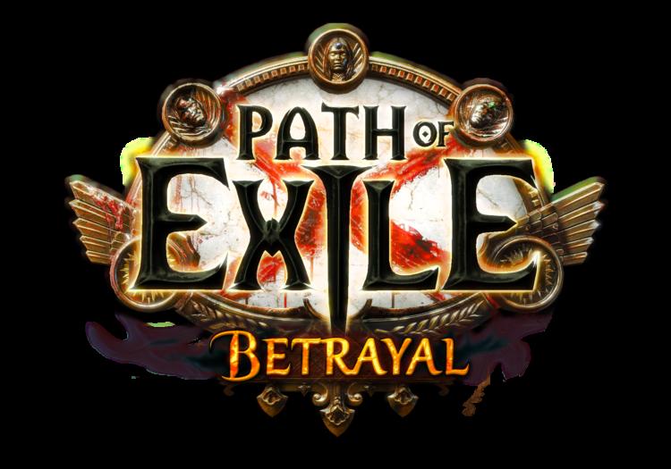 Path Of Exile Betrayal Logo