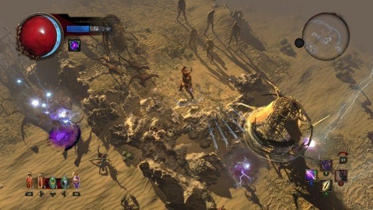 Path Of Exile Betrayal Xbox