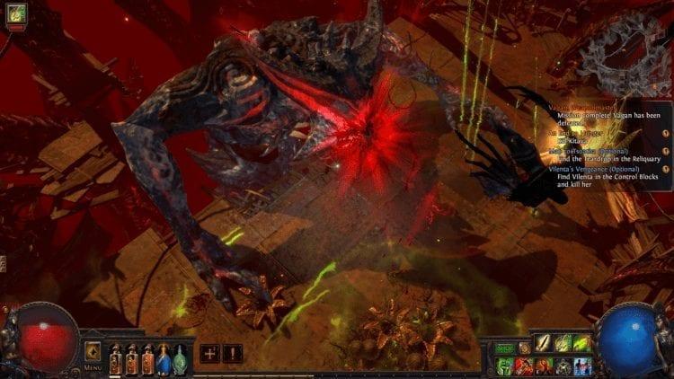 Path Of Exile Diablo Beginner Kitava
