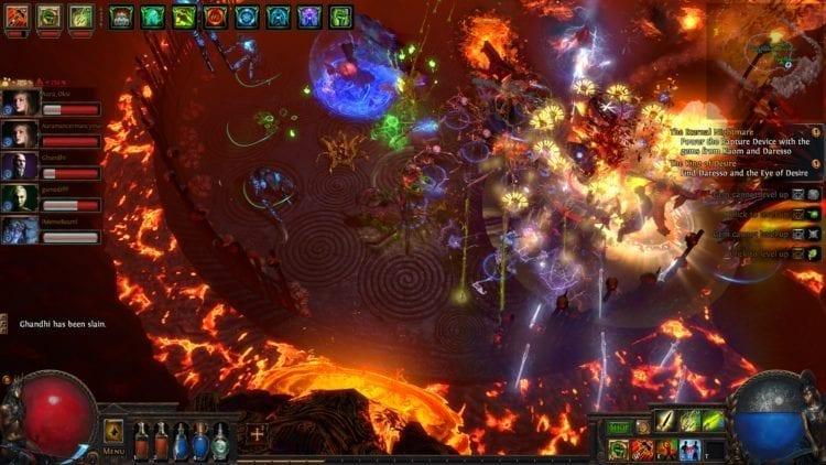 Path Of Exile Diablo Beginner Team Play