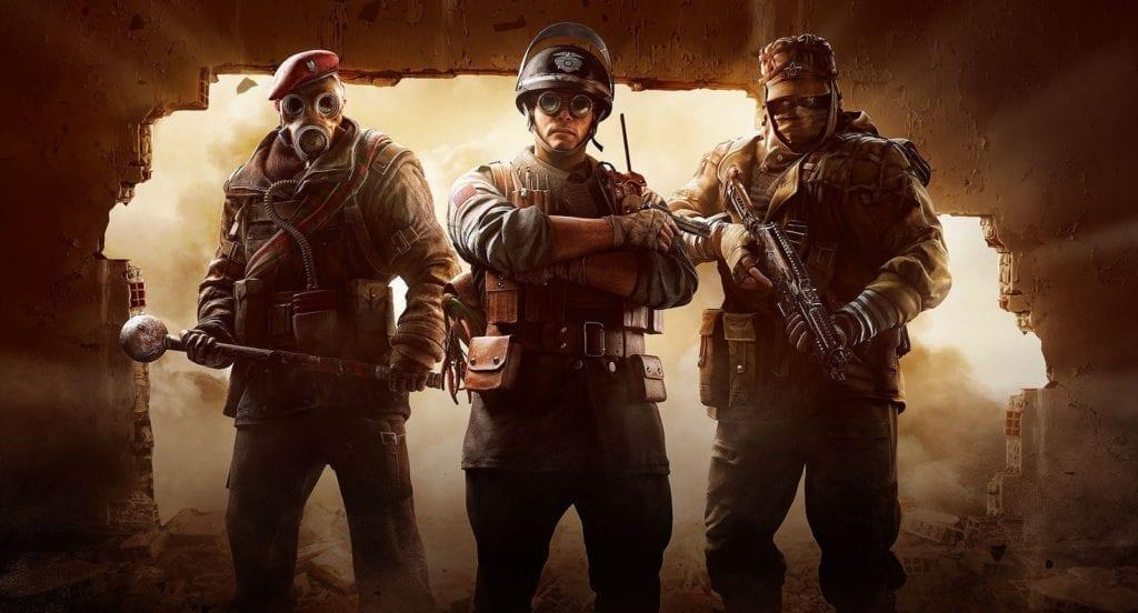 Rainbow Six Siege Ubisoft China Censorship