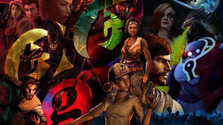 Telltale Games Liquidation Underway, Games Removed From Steam