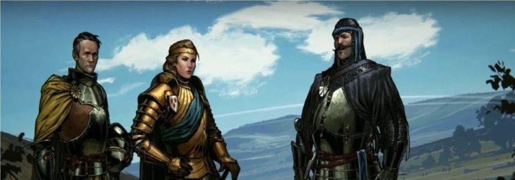 Thronebreaker On Steam Has Regional Pricing Increased