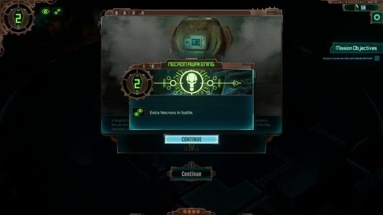 Warhammer 40k Mechanicus Review Battle Choices