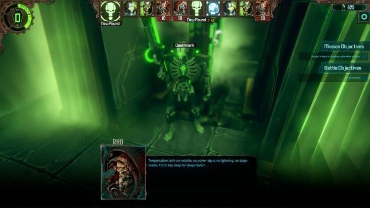 Warhammer 40k Mechanicus Review Necron Deathmark