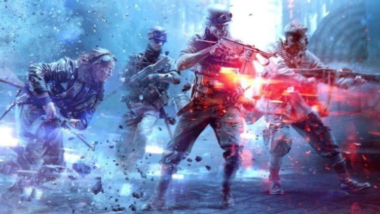EA Access Origin Battlefield vault