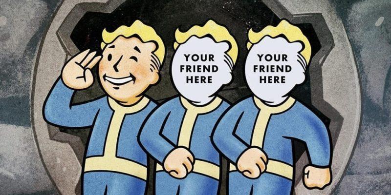 Fallout 76 Friend