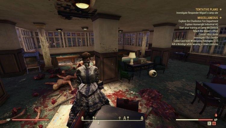 Fallout 76 Immortal 2
