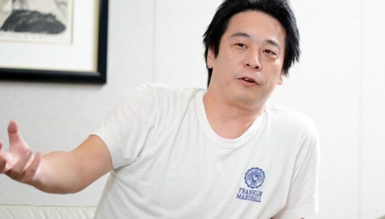 Hajime Tabata Final Fantasy
