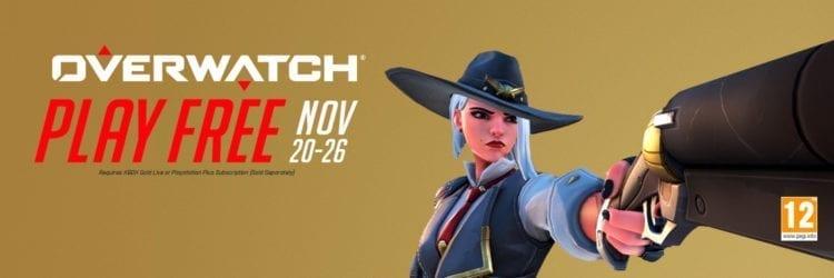 Overwatch Free Trial Begins Next Week