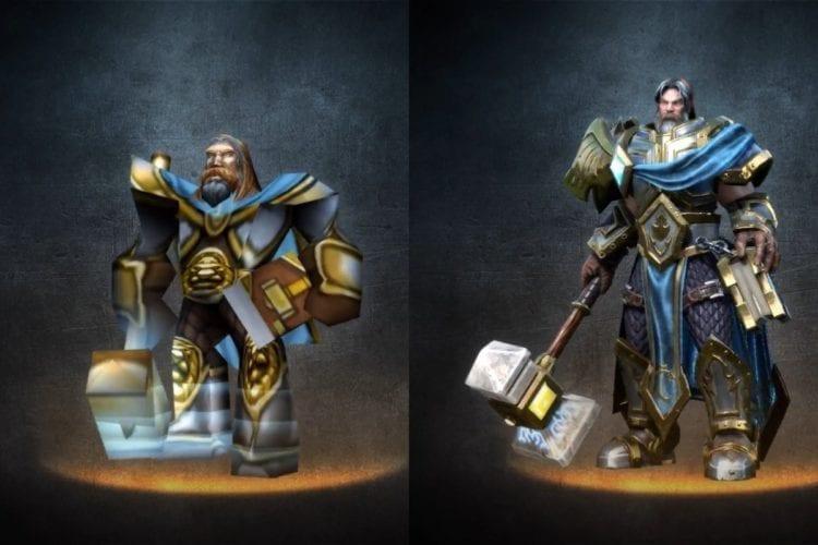 Warcraft III Reforged Remaster BlizzCon 2018