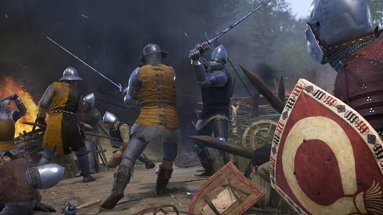 2018 In Pc Game Releases Kingdom Come Deliverance