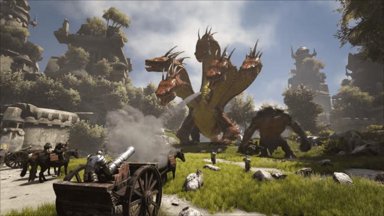 Studio Wildcard Announces New MMO, Atlas