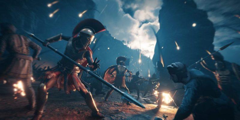 Assasssins Creed Odyssey Leonidas