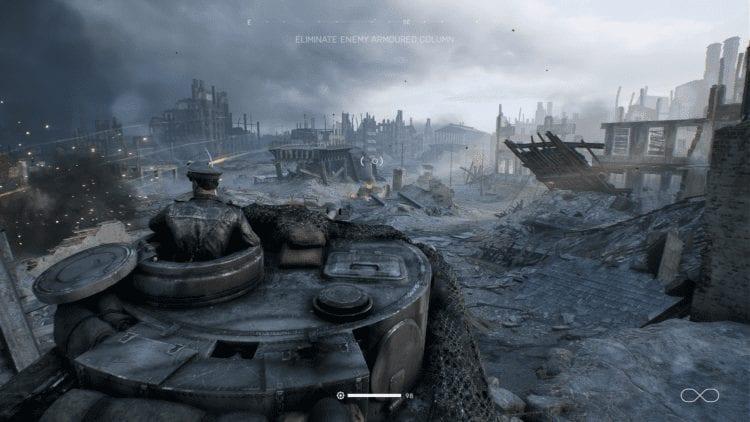 Battlefield 5 The Last Tiger Tank Mission