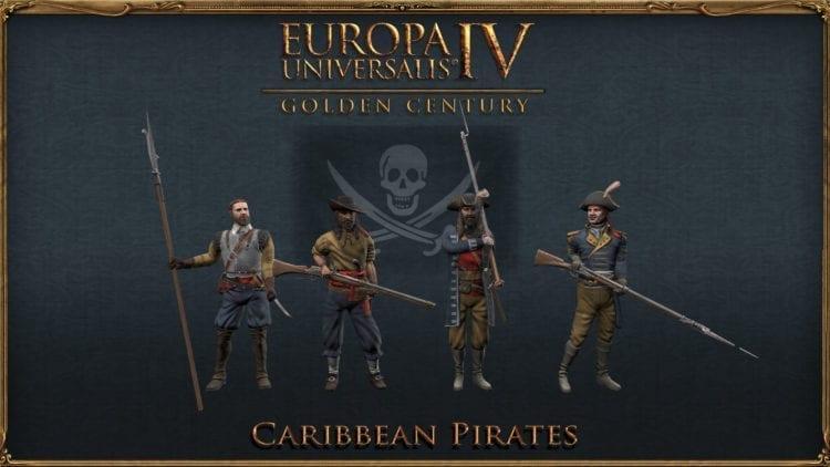 Europa Universalis 4 Golden Century Review Carribean Pirates