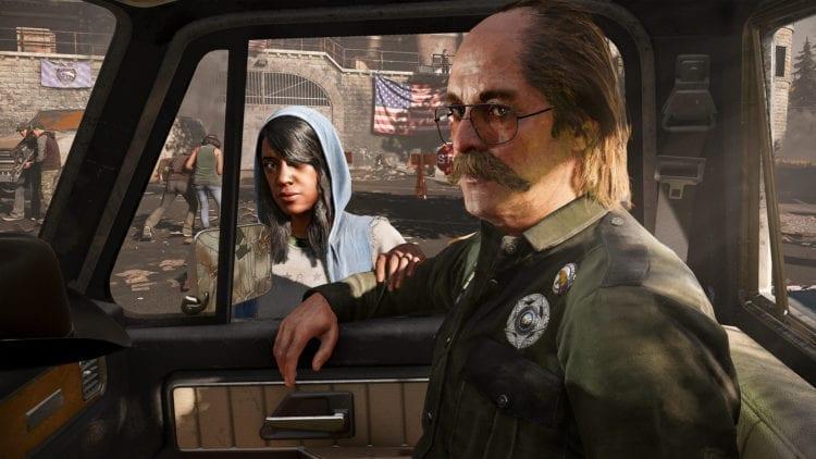 Far Cry 5 Prison 1080p
