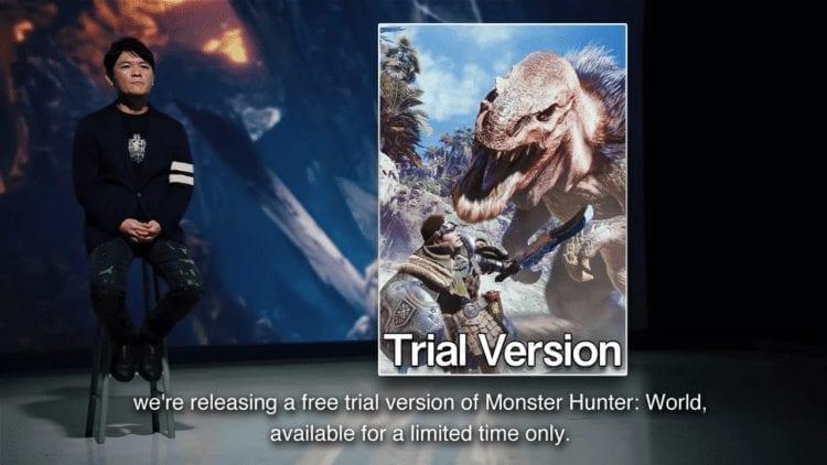 Monster Hunter World — Special Developer Update 21 2 Screenshot