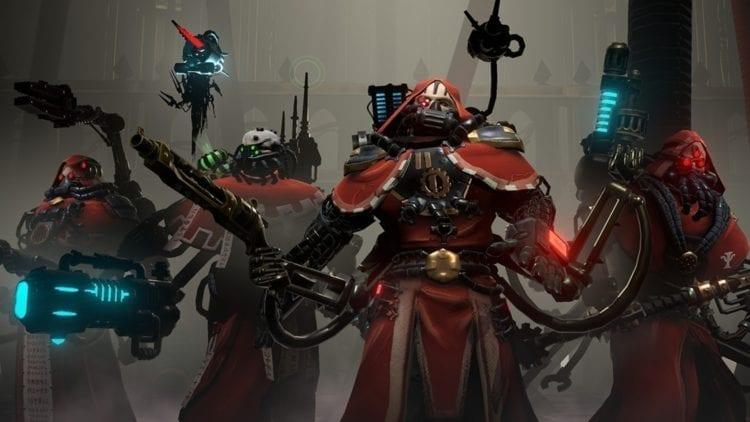 Pc Invasion Jason's Picks 2018 Warhammer 40k Mechanicus