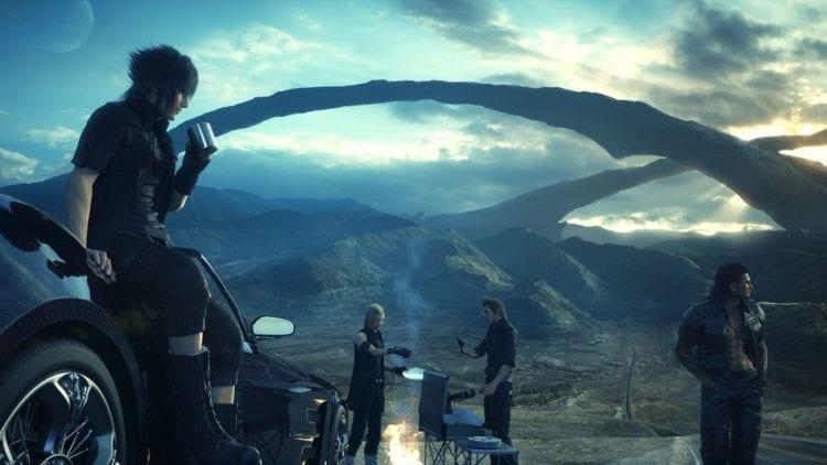 Steam Winter Sale 2019 Final Fantasy 15