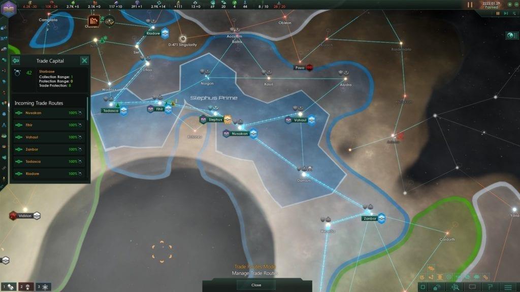 Stellaris: MegaCorp Review - Make Economy Great Again (MEGA