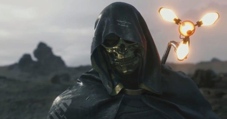 Death Stranding gamescom 2019 (maybe Geoff Keighley?)