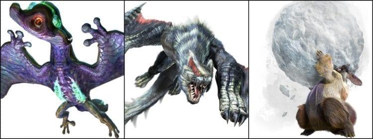Monster Hunter World Iceborn Reveal Trailer Capcom Updates DLC