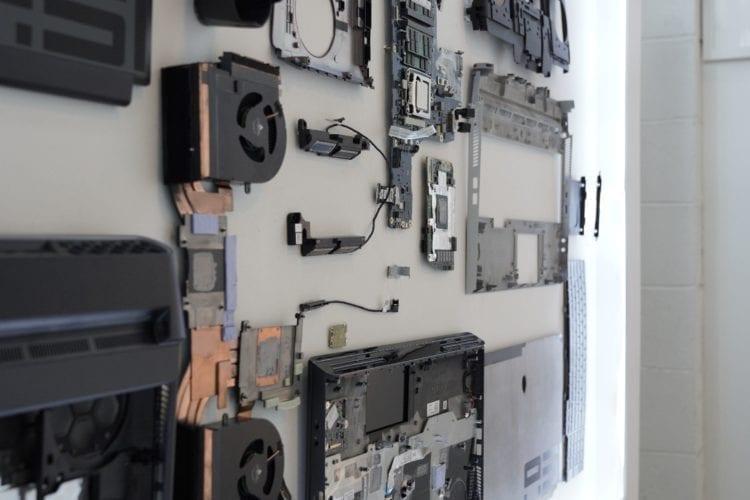 Alienware Area-51m Components
