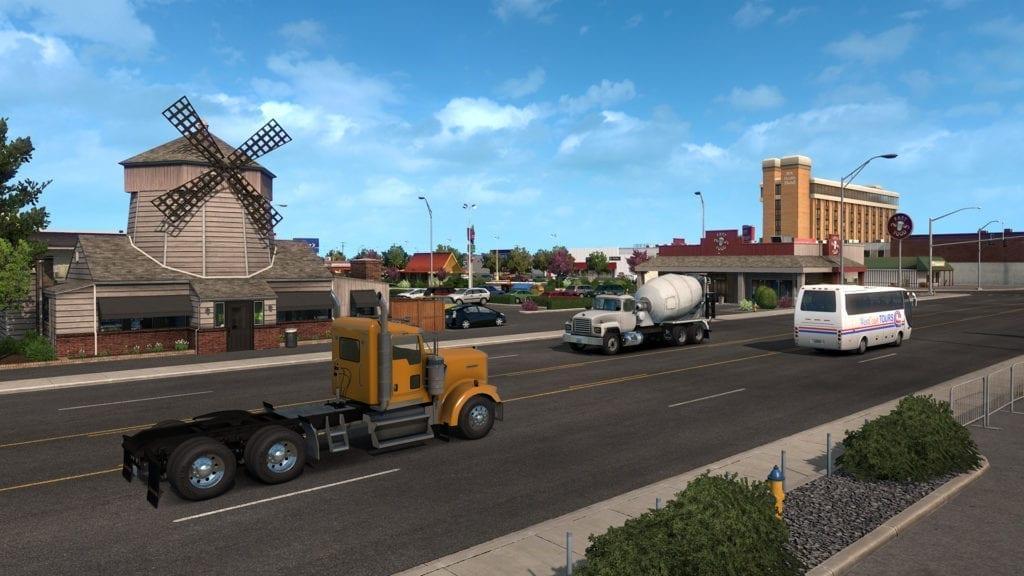 American Truck Simulator Washington Dlc 2