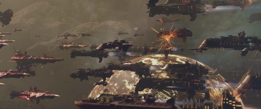 Battlefleet Gothic Armada 2 Campaign Trailer
