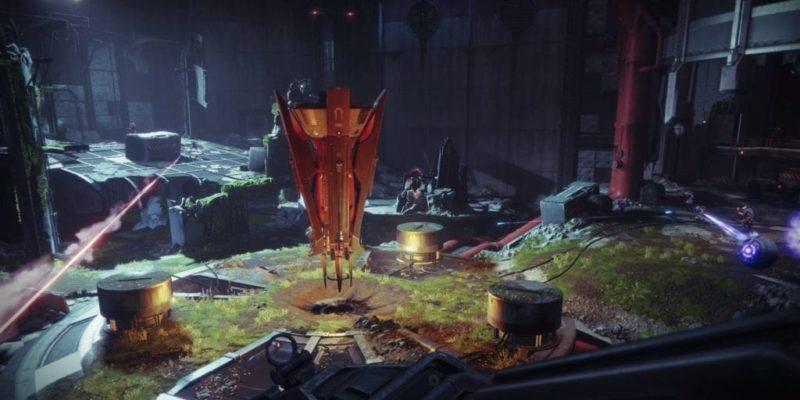 Destiny 2 Black Armory Niobe Labs Bergusia Forge