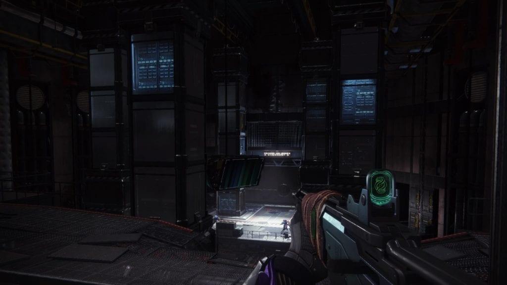 Destiny 2 Black Armory Niobe Labs Bergusia Forge Feat