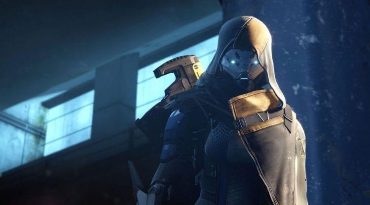 Destiny 2 Bungie Activision Split Exo Stranger Joe Staten Story