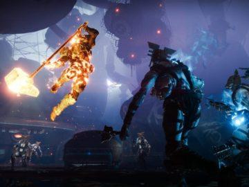Destiny 2 Forsaken Gamescom Super Titanhammer 01