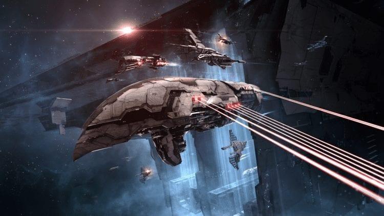 Eve Online Battleships