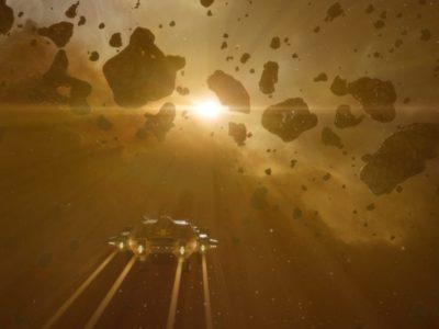 Eve Online Mining Ship