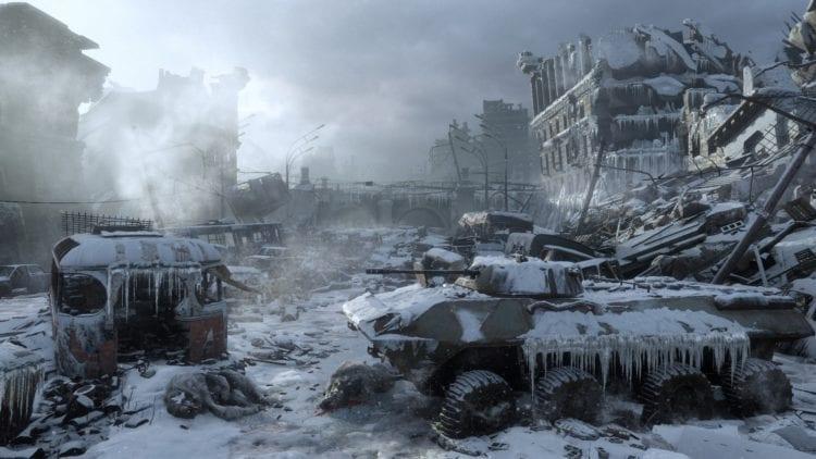 Metro Exodus Steam Epic Store Exclusive