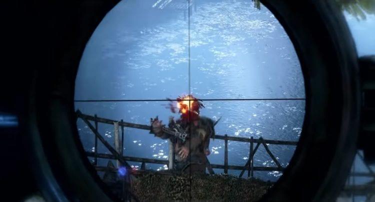 Metro Exodus Uncovered Snipe