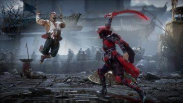 Mortal Kombat 11 Baraka Skarlet Screenshot