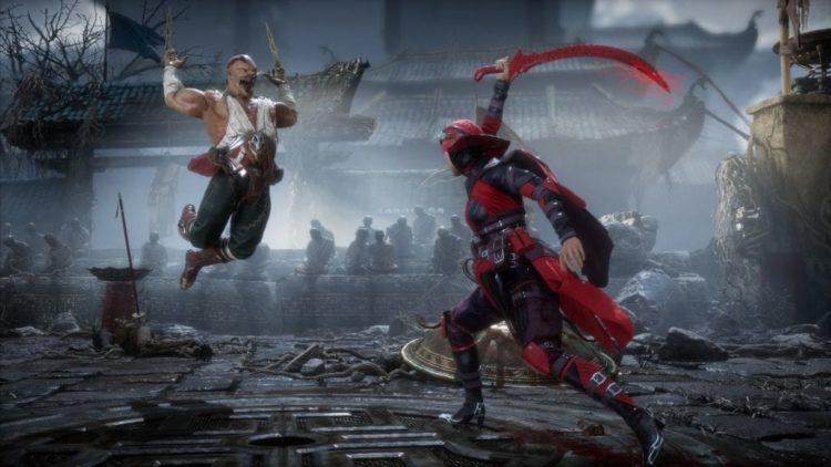Mortal Kombat 11 Brings Skarlet, Baraka, Geras And Plenty Of Blood