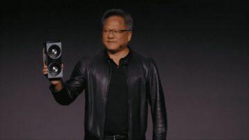 Nvidia Press Event At Ces 2019 With Nvidia Ceo Jensen Huang 56 35 Screenshot