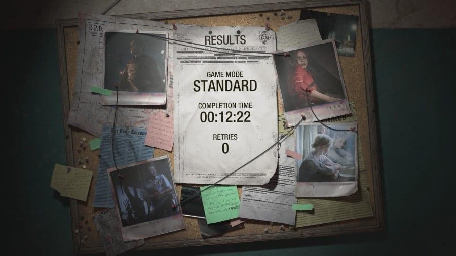 Resident Evil 2 Demo 2