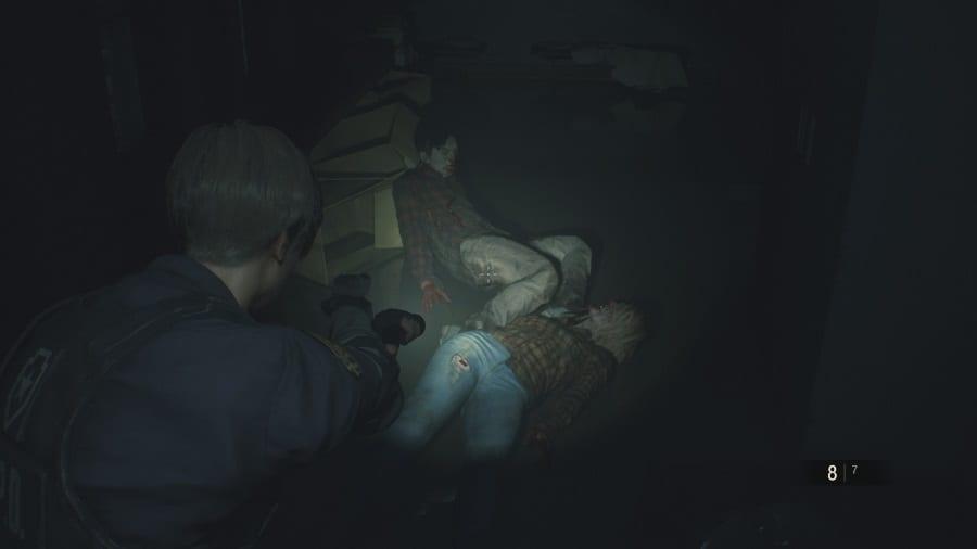 Resident Evil 2 Demo 5