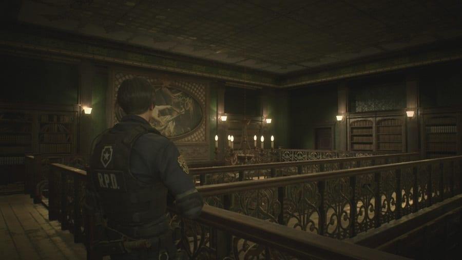 Resident Evil 2 Demo 6