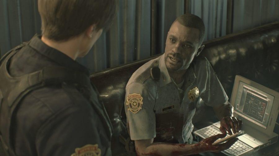 Resident Evil 2 Demo 7