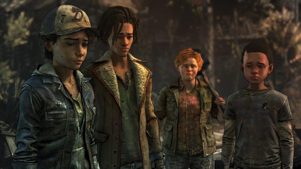 The Walking Dead: The Final Season Episode 3 Review - Back