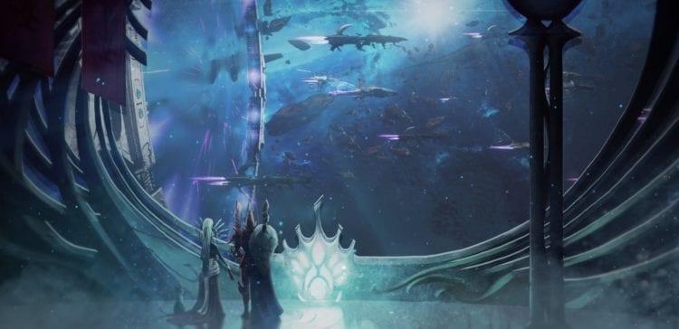 Warhammer 40k Battlefleet Gothic Armada 2 Review Campaign Yvraine